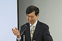 Hiroshi Takahashi (Japan Association for Trade with Russia and NIS, Tokyo)