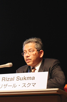 Rizal Sukma (Executive Director, Centre for Strategic and International Studies)